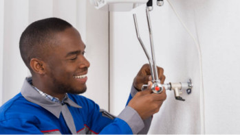 plumbing experience in the commercial and residential sector
